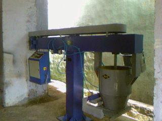 Batch Foaming Machine (T Type)