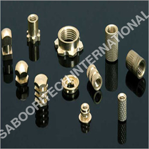 Brass Moulding Components