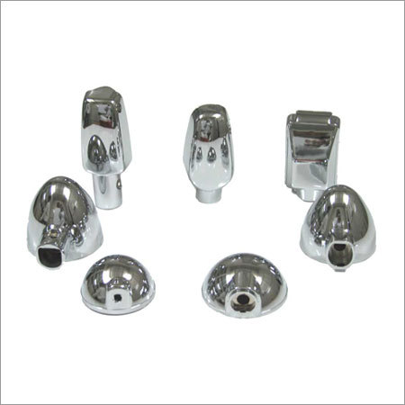 Motorcycle Indicator Housing Electroplating