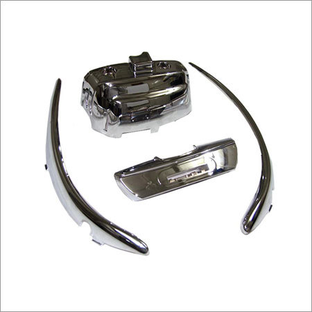 Motorcycle Parts Electroplating