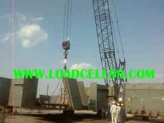 Crane Link Load Cell