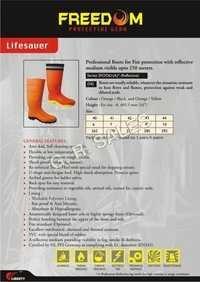 Lifesaver Gumboots
