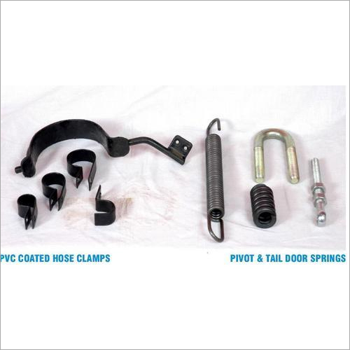 PVC Coated Hose Clamps