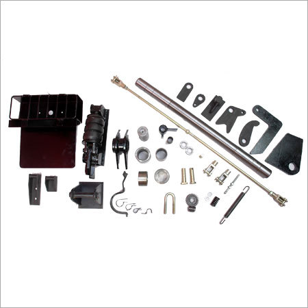 Tipper Body Components / Parts