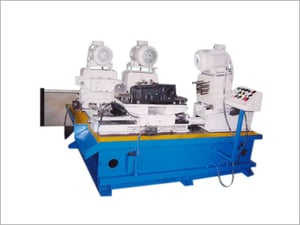 Multi Tapping Pitch Feed Machine