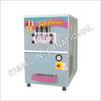 Twin Flavour Soft Ice Cream Machine