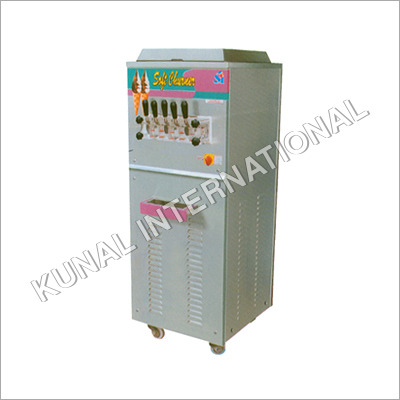 Five Flavour Ice Cream Machine