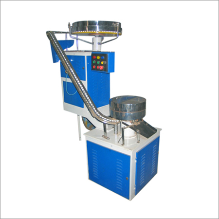 Six Spindle Knurling Machine