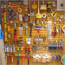 Masonry tools & Equipments