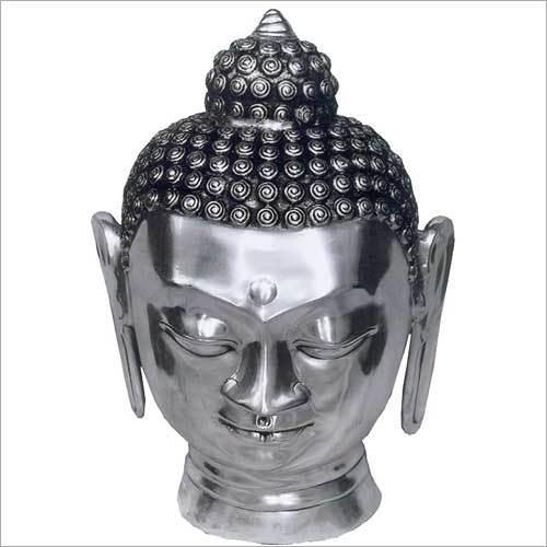 Decorative Buddha Head Statue