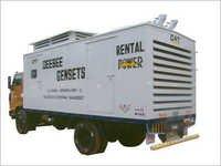Mobile Generator Rental