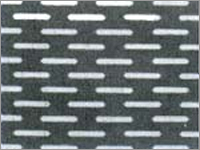 Polisher Screen Perforated Sheet