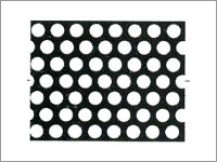 Regular Pitch Perforated Sheet