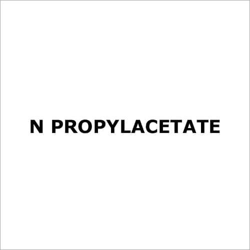 N Propyl Acetate