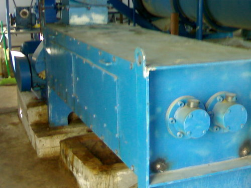 Double screw press,Dewatering press