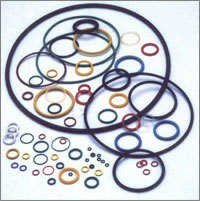 Rubber O Rings & Oil seals