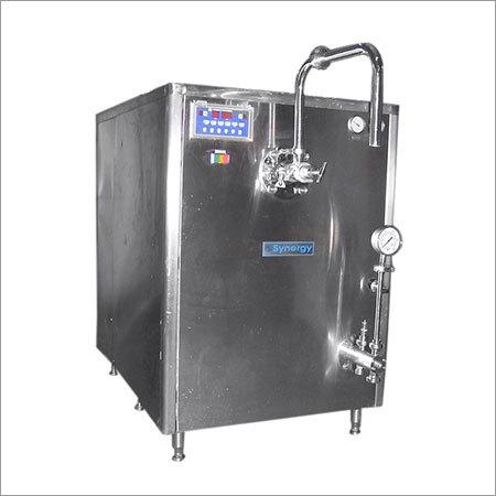 Continuous Ice Cream Freezer 200 LPH