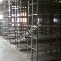 Stainless Steel Slotted Angle Racks