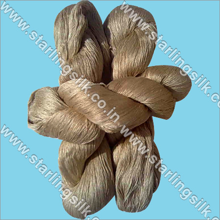 Fancy Peduncle Silk Yarn