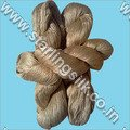 Muga Silk Yarn ( Natural Color )