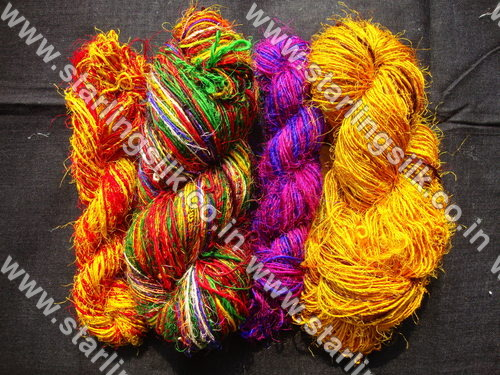 12 x 3 x 2 Nm Tussah Silk Yarn