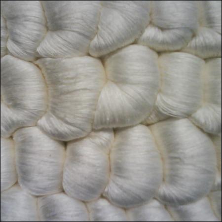 Fine Matka Spun Silk Yarn