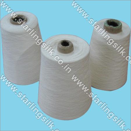 Spun Silk Yarns