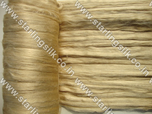 Tussar Silk Wide Roll