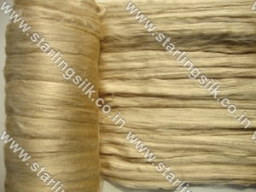 Tussar Silk Wide Roll