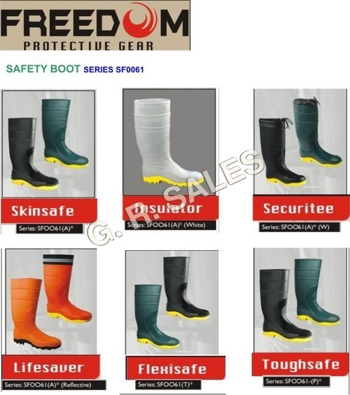 Freedom Gum Boots