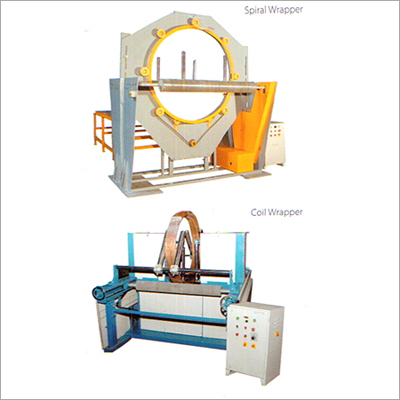 Spiral or Coil Wrapper