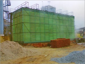 FRP Fanless Filless Cooling Tower