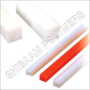 PE Polyethylene HDPE Square Rods