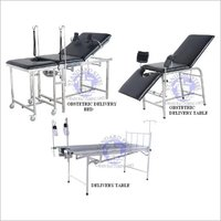 Obstetric Gynae Labour Table