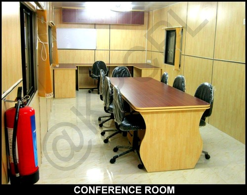 Prefabricated Conference Cabin