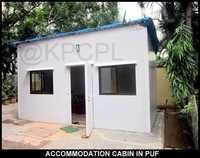 PUF Accomodation Cabin