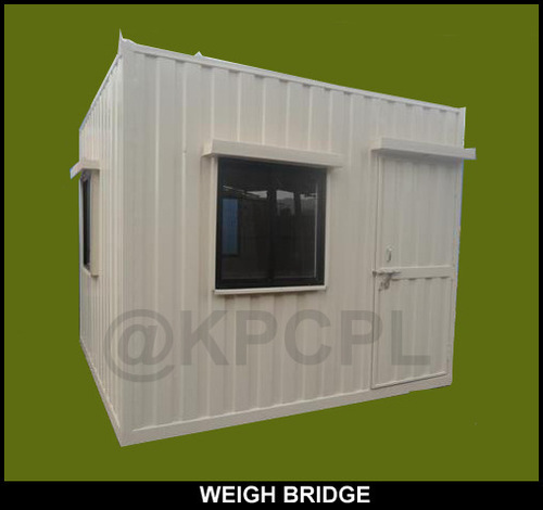 Weigh Bridge Cabin