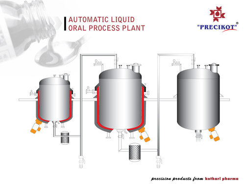 Automatic Liquid Plant Machine