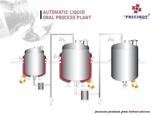 Automatic Liquid Plant Machine