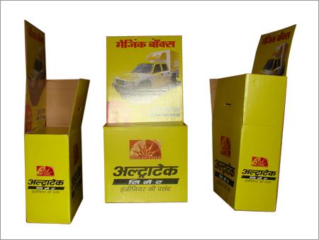 Automotive Corrugated Box