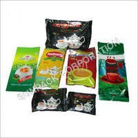 Tea Packaging Pouches.