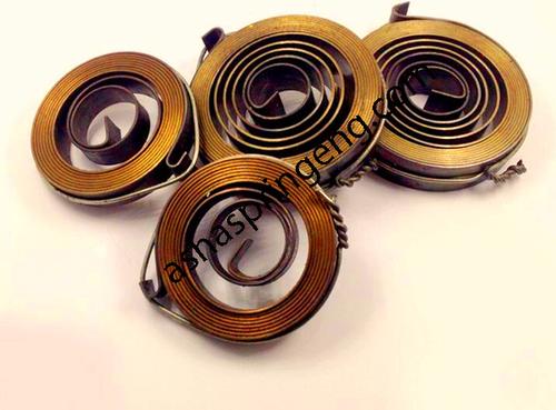 Steel Spiral Springs