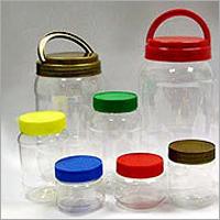 Bottles & Jars for Edible Items