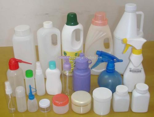 Plastic Bottles for Cosmetics Product