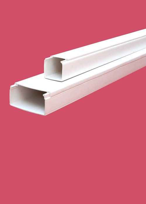 PVC Cable Trunking & Ducting Systems