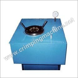 Double Action Cylinder Crimping Machine