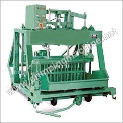Hydraulic Cement Block Making Machine