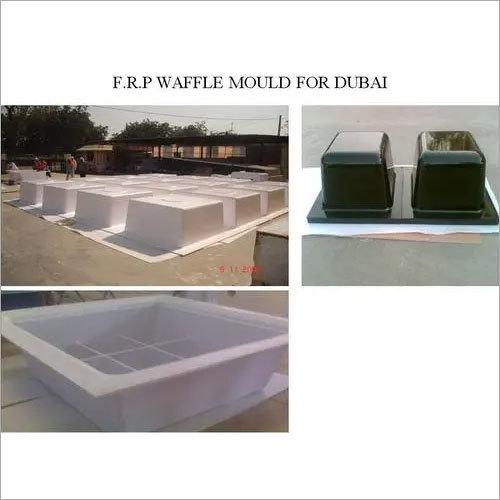 FRP Waffle Mould