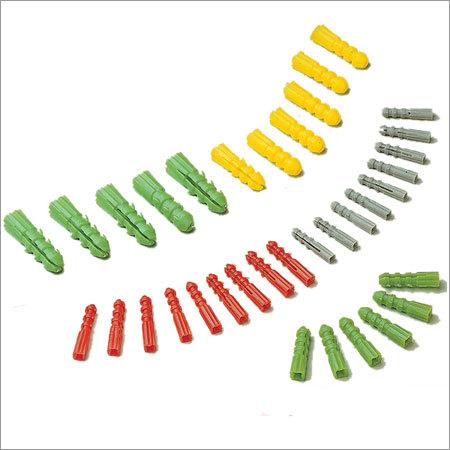 Plastic Screw Anchors