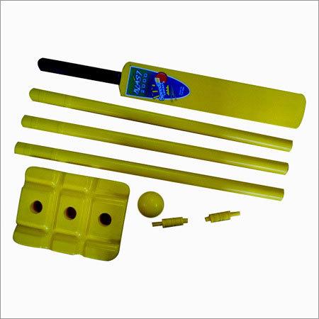 Plastic Cricket Kit